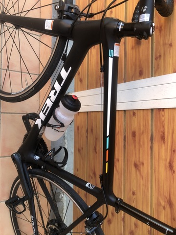 Se Vende Bicicleta De Carbono Trek