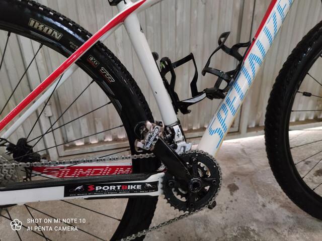 Bici De Montaña Specialized Carbono