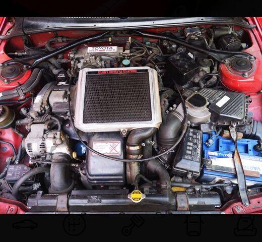 TOYOTA - CELICA ALLTRACK TURBO 4WD 204 - foto 8