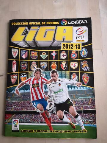 Album Liga Este 2012-13
