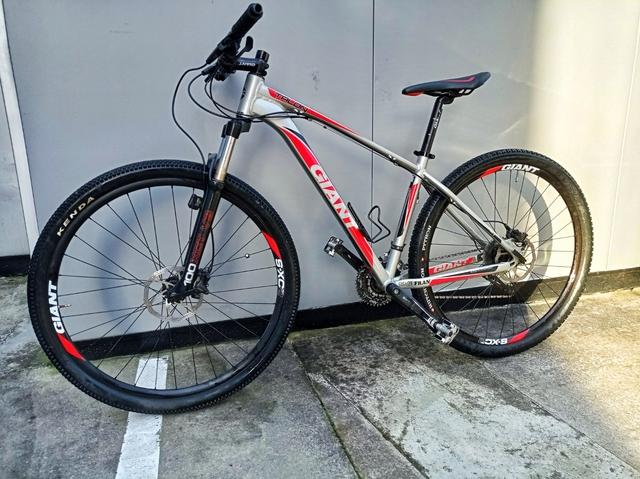 Bicicleta Giant Talon 29\'