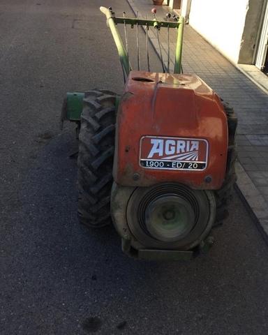 MULA MECÁNICA AGRIA 1900 ED/20 - foto 1