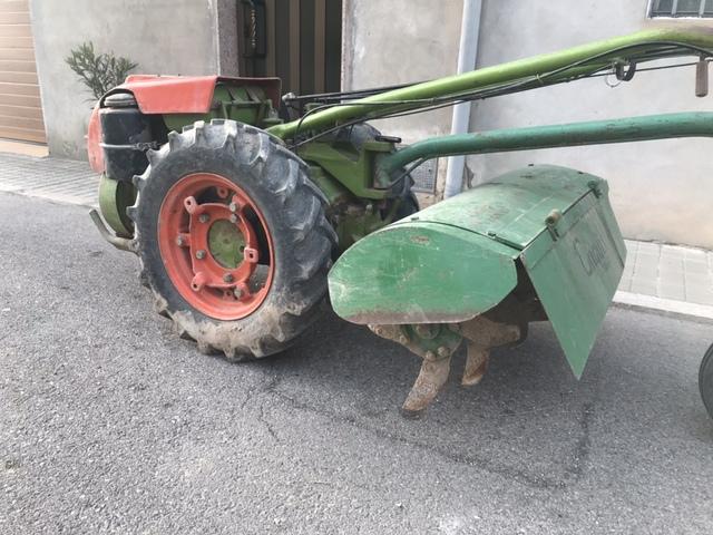 MULA MECÁNICA AGRIA 1900 ED/20 - foto 5