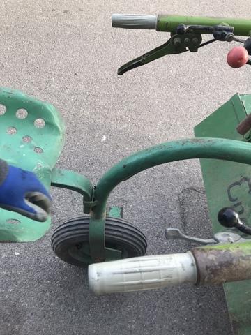 MULA MECÁNICA AGRIA 1900 ED/20 - foto 7