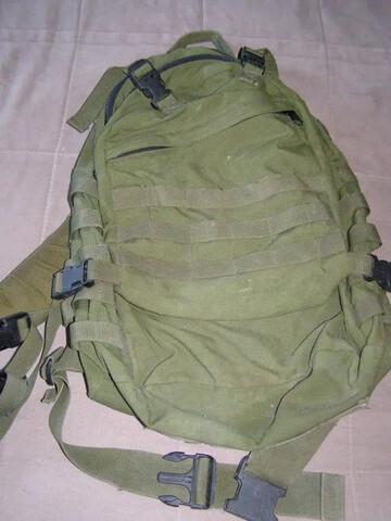 Mochila 3 Dias De Combate Tactical Tailo