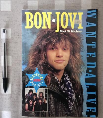Libro Bon Jovi