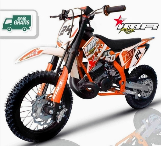 IMR 50 9CV 2021 - FOX URBAN RACING - foto 4