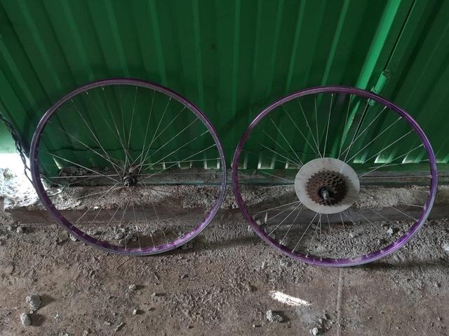 "Se Venden Llantas De Bicicleta De 26\"""