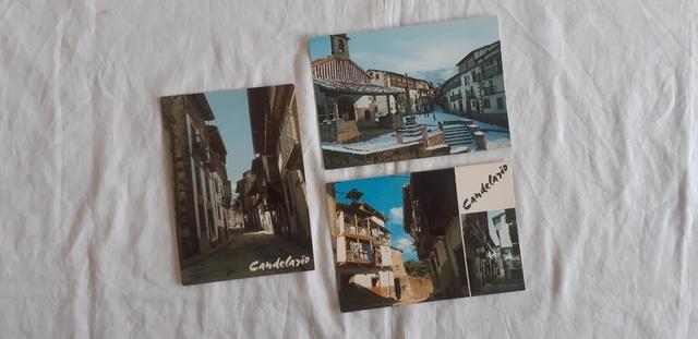 Postales - Candelario