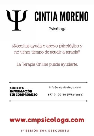 PSICÓLOGA ONLINE - foto 1