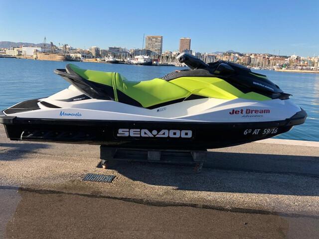 MOTO DE AGUA SEADOO GTI 130CV 2016 - foto 6