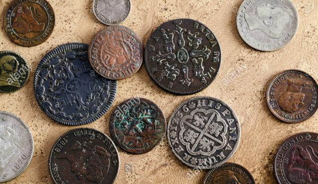 Compro Monedas Antiguas Para Colección
