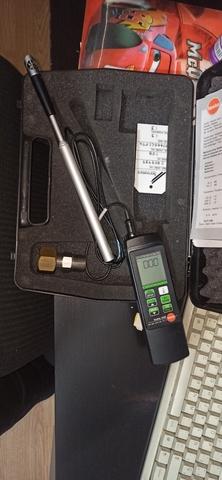 Instrumento Para Medir Velocidad Aire