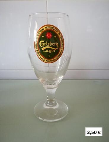 Copa Cerveza Carlsberg