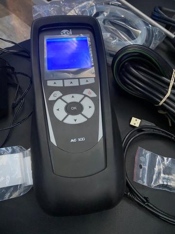 Analizador De Combustion Sei Ac300
