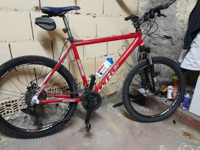 Se Vende Bici De Mtb 26