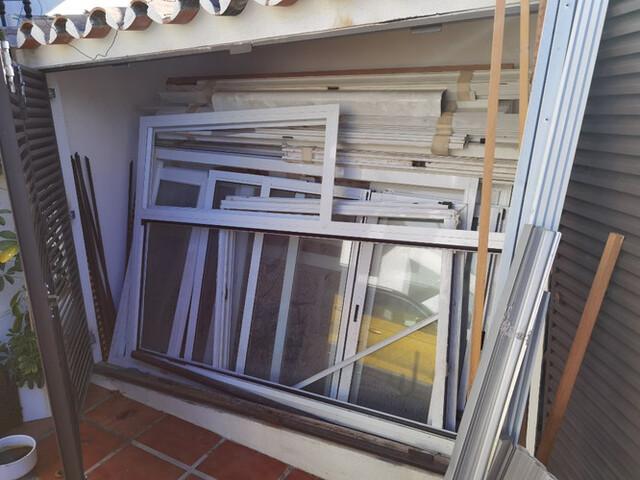 Ventanas Aluminio Blanco Con Climalit