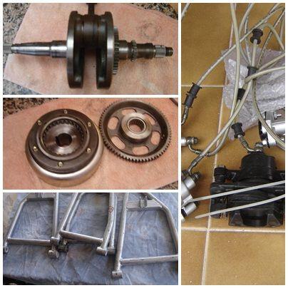 RECAMBIOS ATV,  QUAD. . TODAS MARCAS - foto 7
