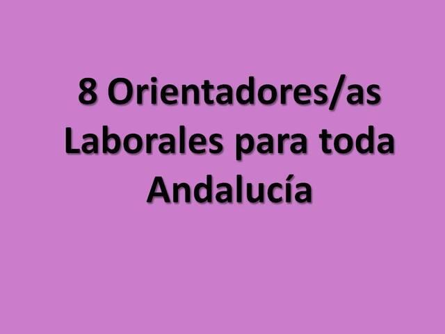 ORIENTADOR/A LABORAL - foto 1
