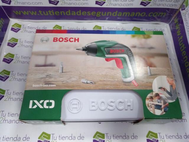 Atornillador Bosch Ixo 3. 6V