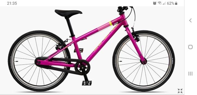 Compro Bici Niña Rueda 20