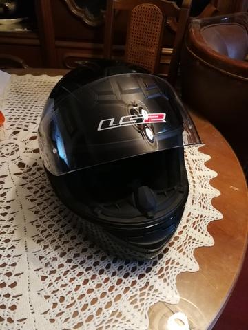 Casco De Moto.  Ls2