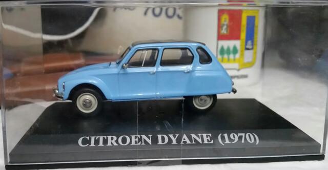 Citroen Dyane  6 1970