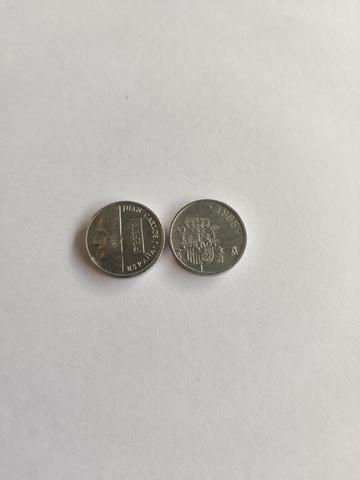 Moneda 1 Peseta De Las Pequeñas \Ncolecc