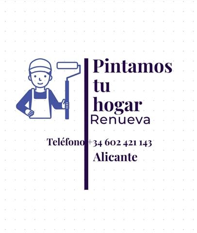 OFRECEMOS TRABAJOS DE PINTURAS INT/EX - foto 1