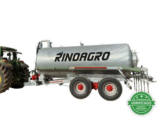 RINOAGRO CISTERNA DE PURIN 12. 000L TANDE - foto 1