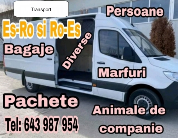 ANIMALE DE COMPANIE, PACHETE, TRANSPORT - foto 1