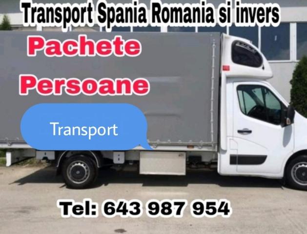 ES RO TRANSPORT RO ES - foto 1