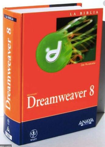 SE VENDE LIBRO DREAMWEAVER 8 - foto 1