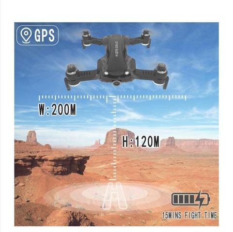 DRONE CON CAMARA HD, 4K - foto 4
