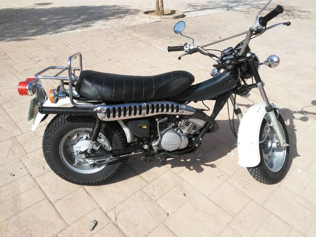 SUZUKI - RV 125 - foto 1