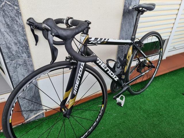 Bicicleta De Carretera Mendiz Rs3