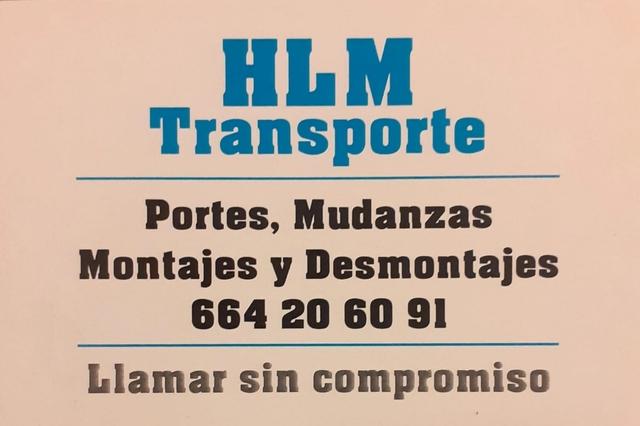 HLM TRASPORTE PORTES Y MUDANZAS - foto 1