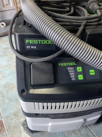 Aspiradora Festool Ct15E