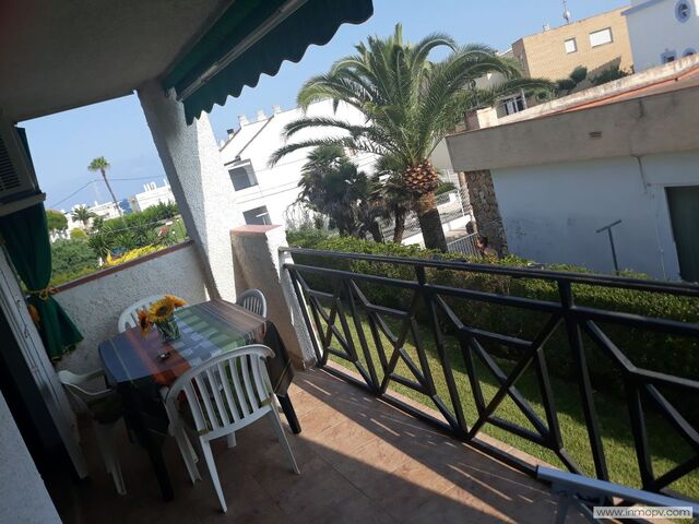 APART.  PISCINA AL LADO DEL PUEBLO - foto 1