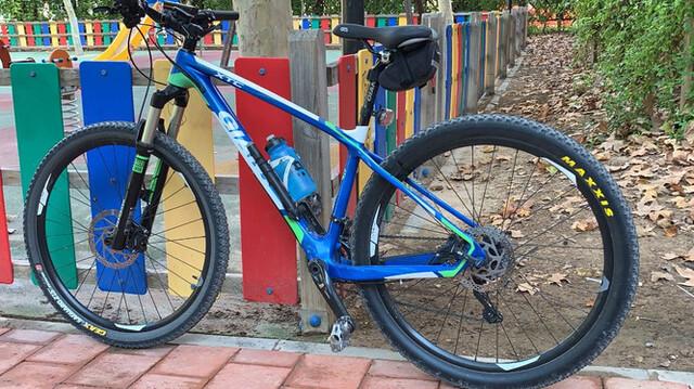 Bicicleta Mtb Giant Carbono