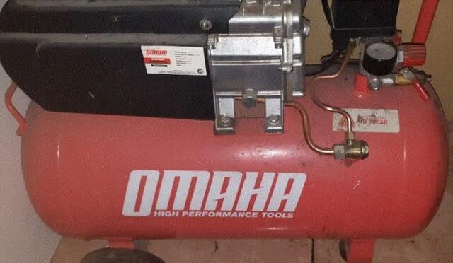 Compresor Omaha 50Lt