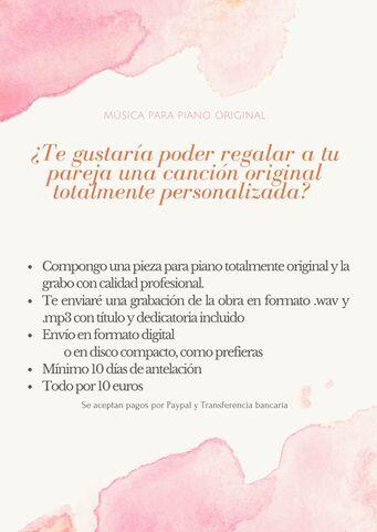 MÚSICA PERSONALIZADA PARA TÍ - foto 9