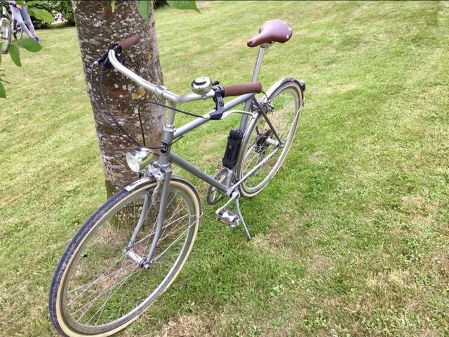 Bicicleta Urbana Estilo Clásica