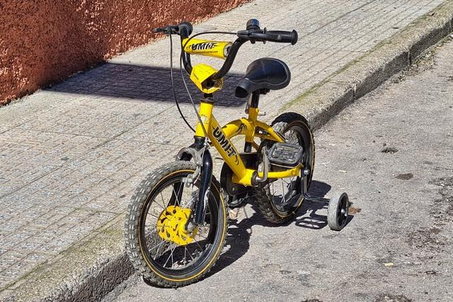 Bicicleta Umit 14 Pulgadas
