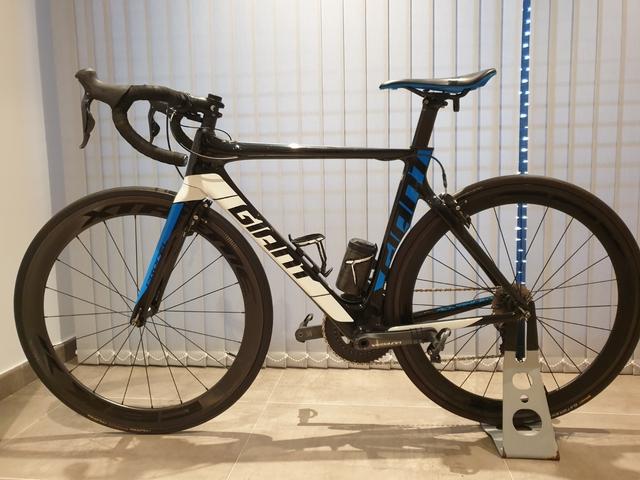 Bicicleta Carretera Carbono Giant S