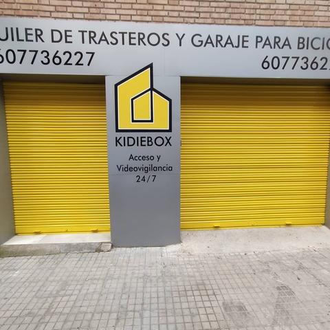 ALQUILER DE TRASTEROS EN TOLEDO - foto 1