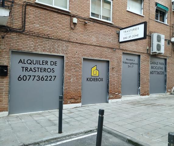 ALQUILER DE TRASTEROS EN TOLEDO - foto 4