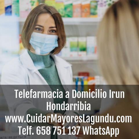 TELEFARMACIA DOMICILIO IRUN HONDARRIBIA - foto 1