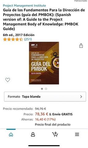 COPIAS GUÍA PMBOK ESPAÑOL-PMI - foto 4