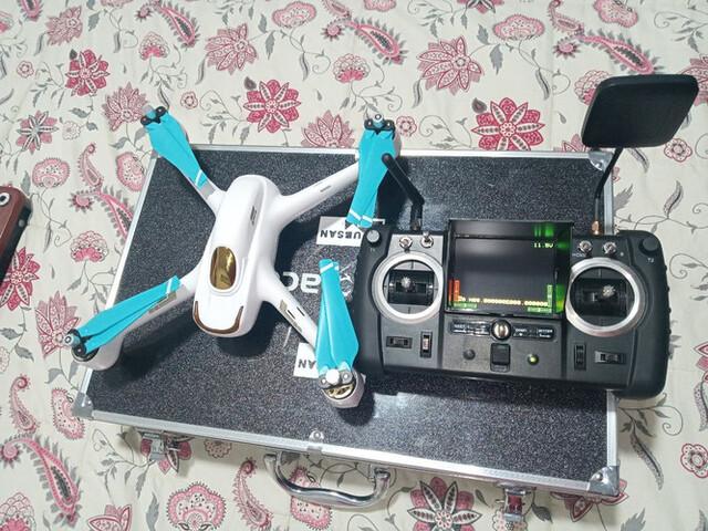 HUBSAN H501S  X4 PRO.  EN PERFECTAS CONDI - foto 4